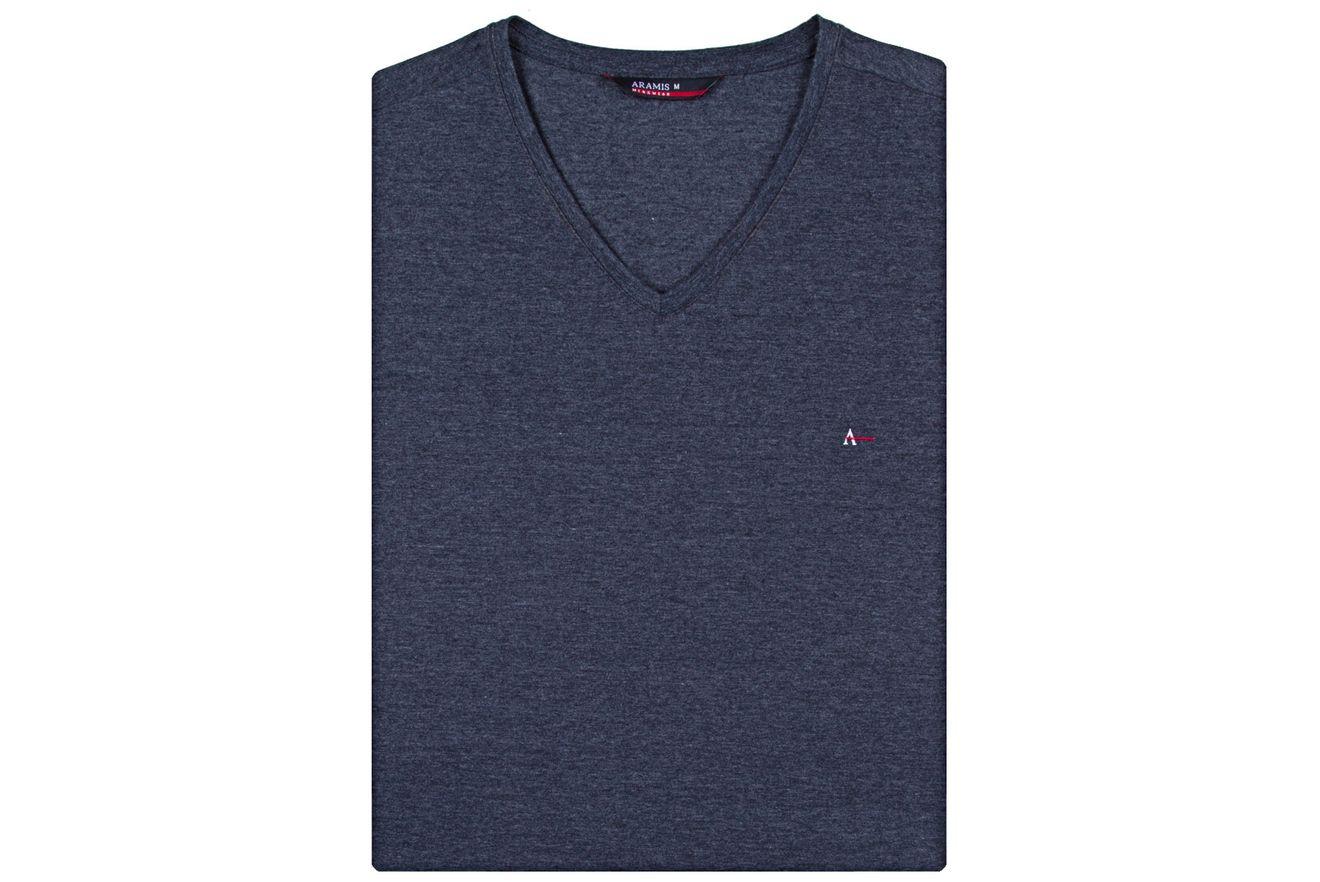 Camiseta-V-com-Trancador---Grafite-Mescla