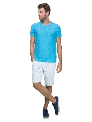 Camiseta-Decote-Careca-Basica---Azul