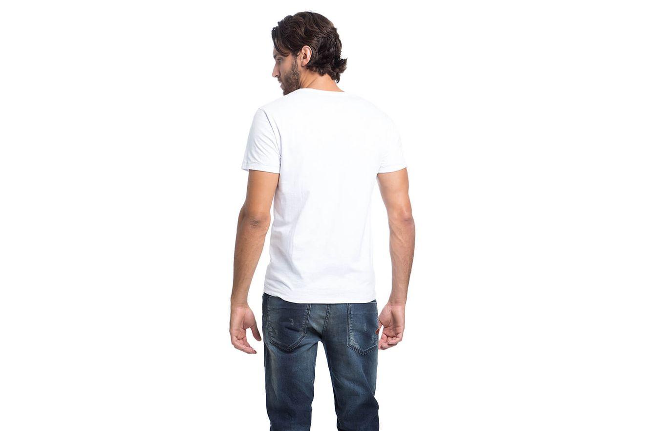 Camiseta-Decote-V-Flame-Bordado---Branco