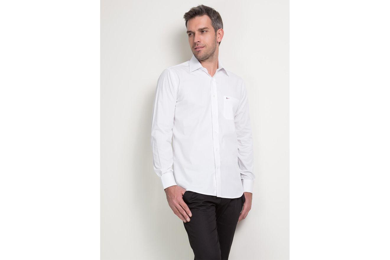 Camisa-Social-Colarinho-Tradicional---Branco