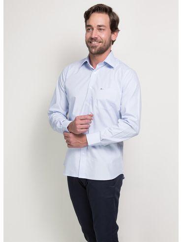 Camisa-Social-Colarinho-Tradicional---Azul-Claro