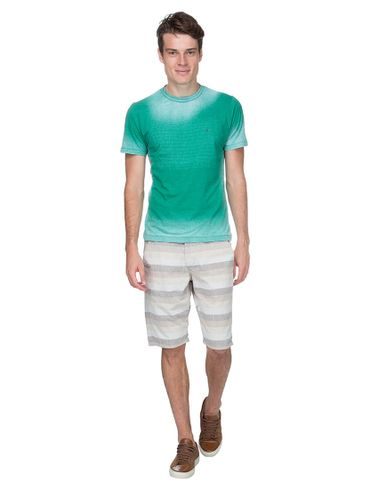 Camiseta-com-Spray-Devore-Estampa-Bordada---Verde-Medio