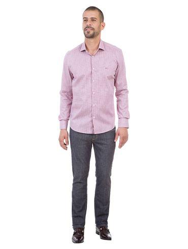 Camisa-Menswear-Slim-Vivo-Interior-Cestaria---Vermelho