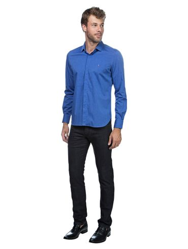 Camisa-Slim-Night-Vista-Coberta---Azul