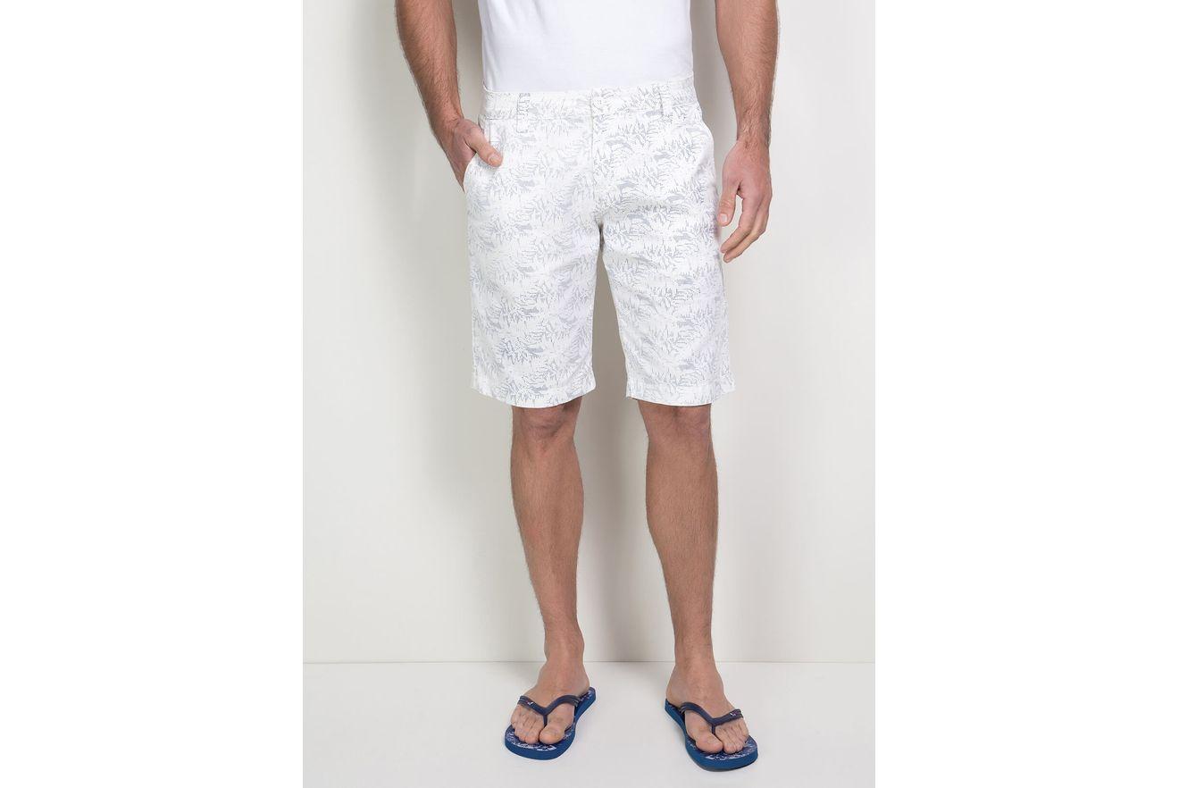 Bermuda-Chino-Silk-Reticulado---Branco