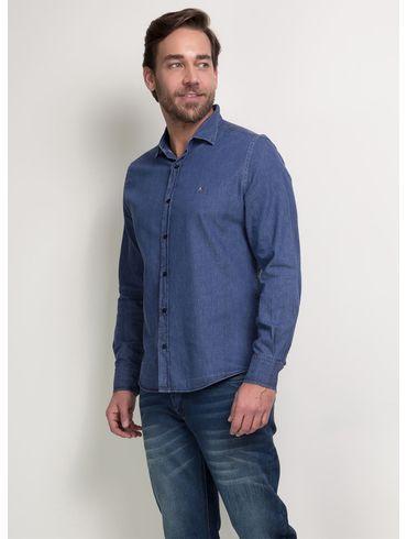 Camisa-Jeanswear-Slim-Detalhe-Ponto-Corrente01_fr