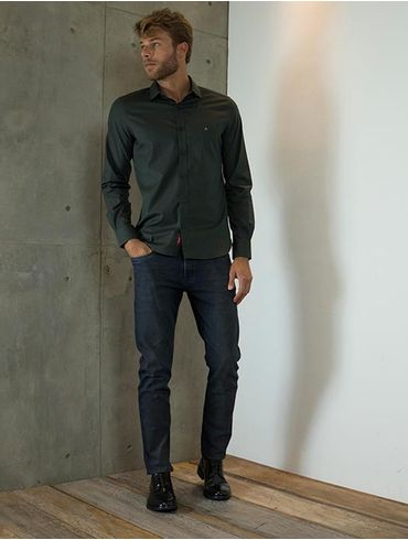 Camisa-Super-Slim-Menswear-Vivo-Pe-de-Gola---Verde-Musgo7891236228152_01_mobile_fr