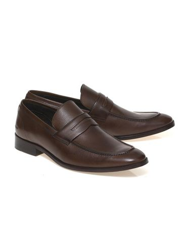 Mocassim-Menswear-Gravata-Floater---Marrom