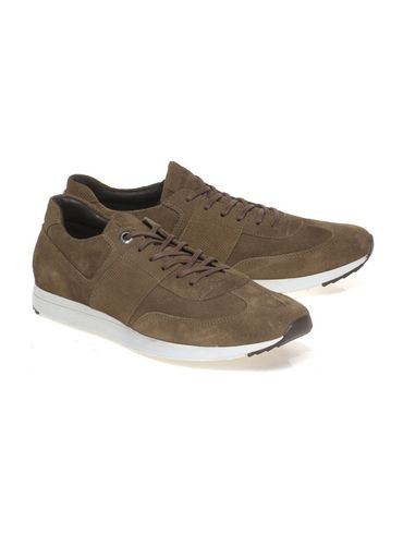 Sapatenis-Jeanswear-Camurca-Contraste---Marrom-Claro