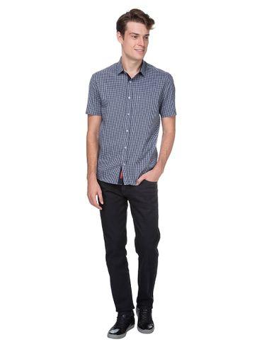 Camisa-Menswear-Slim-Basica-Compose---Marinho