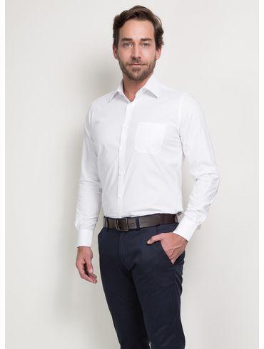 Camisa-Social-Super-Slim-Colarinho-Tradicional---Branco