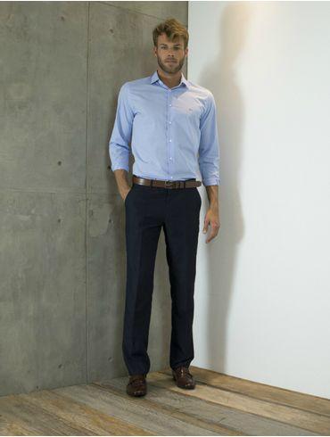 Camisa-Menswear-Colarinho-Trento