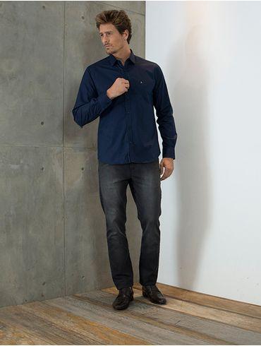 Camisa-Menswear-Slim-Detalhe-Vista-e-Pe-de-Gola---Marinho7891236221146_01_mobile_fr