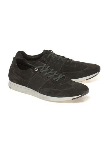 Sapatenis-Jeanswear-Camurca-Contraste---Verde-Escuro