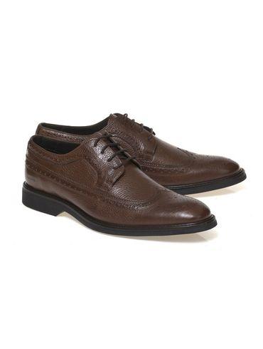 Sapato-Menswear-Couro-Floater-Oxford---Marrom