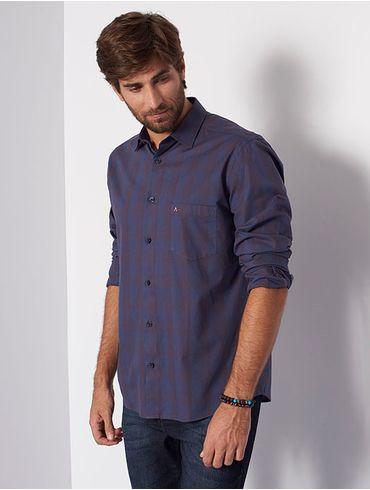 3166f37ec4781 Azul em Outlet - Camisa – aramismenswear