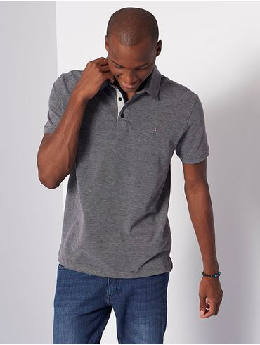 azul masculina masculino camisa polo camiseta estampada brinco jeans 9ccdb6d8cf41d