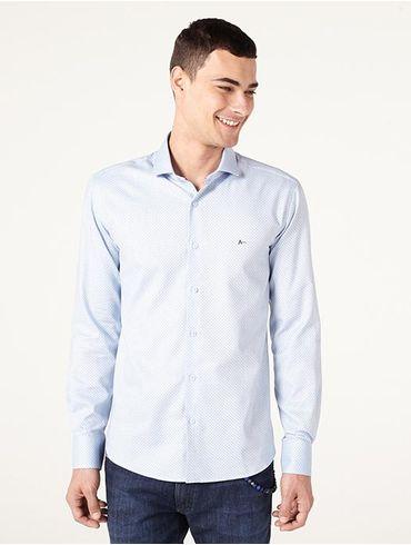 9614b8a511786 Camisa Menswear Mini Gravataria