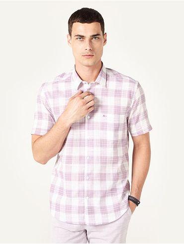 f174635d81289 Camisa Jeanswear Fio Tinto Xadrez