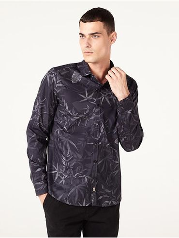 Camisa-Night-Super-Slim-Folhagem_xml